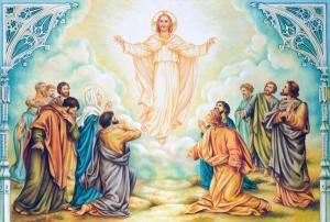 9 червня – Вознесіння Господнє
